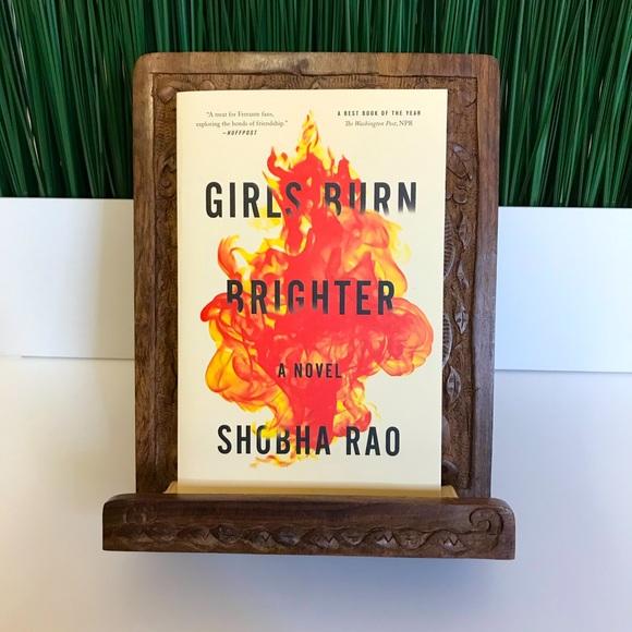 Girls Burn Brighter paperback